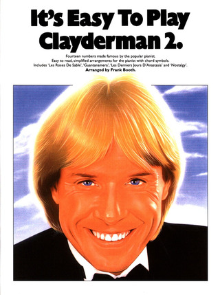 Richard Clayderman: It's Easy To Play Richard Clayderman 2