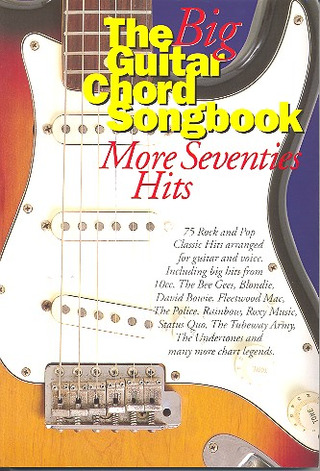The Big Guitar Chord Songbook More Seventies Hits Lc Book
