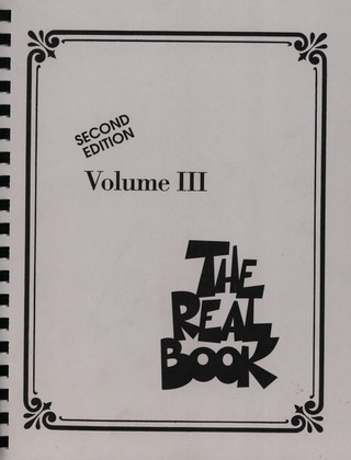 The Real Book 3 – C
