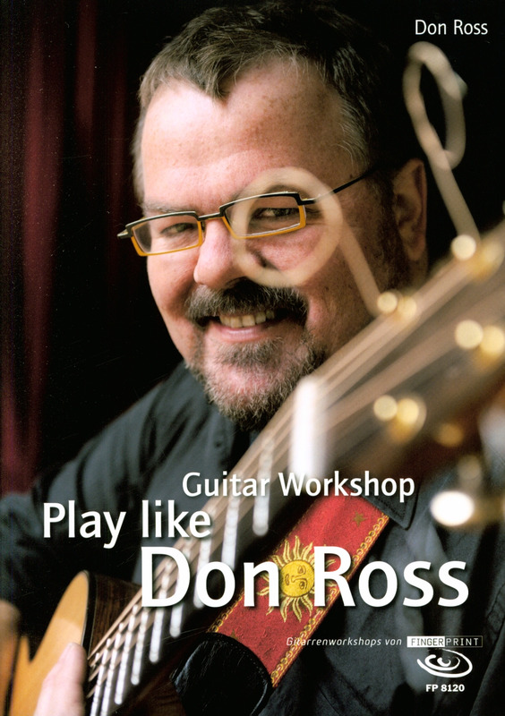 Don Ross: Play like Don Ross – Guitar Workshop