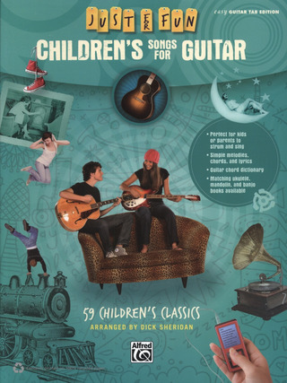 Just For Fun - Children's Songs For Guitar