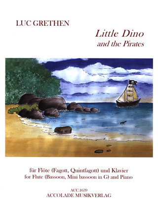 Luc Grethen: Little Dino and the Pirates