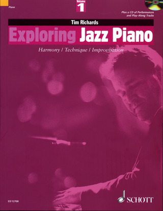 Tim Richards: Exploring Jazz Piano