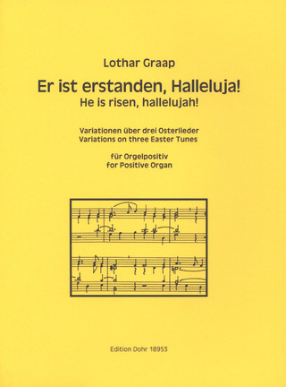 Lothar Graap: He is risen, hallelujah!