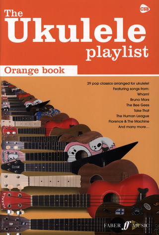 The Ukulele Playlist – Orange Book