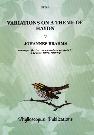 Johannes Brahms: Variations On A Theme Of Haydn