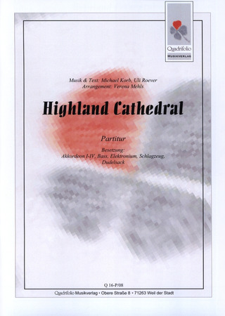Korb Michael + Roever Uli: Highland Cathedral