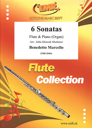 Benedetto Marcello: 6 Sonatas