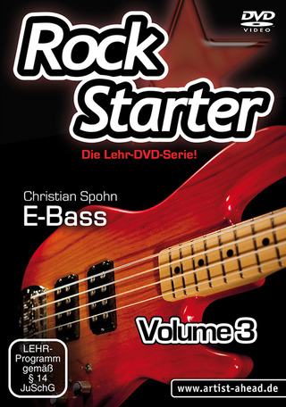 Spohn Christian: Rockstarter Vol.3 - E-Bass