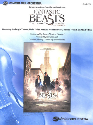 James Newton Howard y otros.: Fantastic beasts and where to find them