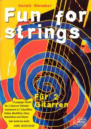 Gerald Nienaber: Fun for strings