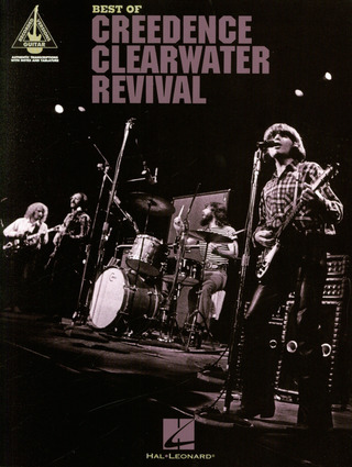 Ccr: Best Of Creedence Clearwater Revival Tab Book