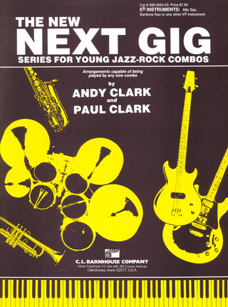 Clark Andy + Clark Paul: New Next Gig – Combo
