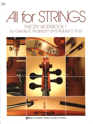 Gerald Anderson et al.: All for Strings 1