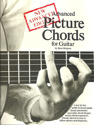 Russ Shipton: Advanced Picture Chords for Guitar