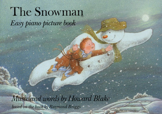 Howard Blake: The Snowman Easy Piano Picture Book