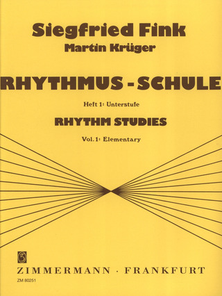 Siegfried Fink: Rhythm Studies 1