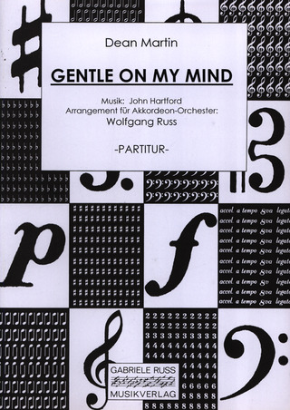 Martin Dean: Gentle On My Mind