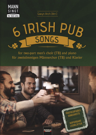 Six Irish Pub Songs