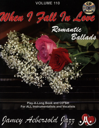 Jamey Aebersold: When I Fall In Love - Romantic Ballads