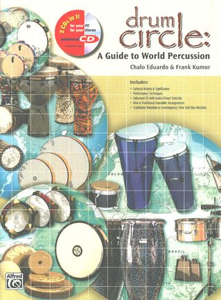 Chalo Eduardo et al.: Drum Circle – A Guide to World Percussion