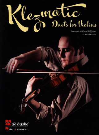 Klezmatic Duets For Violins