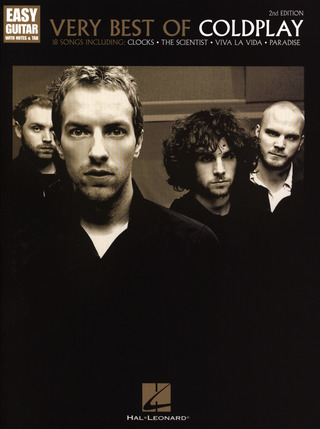 Coldplay: Very Best of Coldplay 2