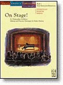 Goldston Christopher: Christopher Goldston: On Stage! Book 1 Pf