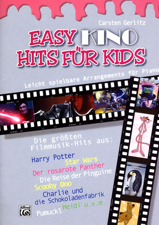 Easy Kino Hits für Kids