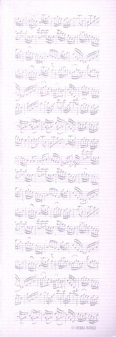 Notepad midi Sheet music