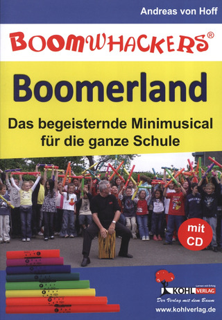 Andreas von Hoff: Boomwhackers – Boomerland