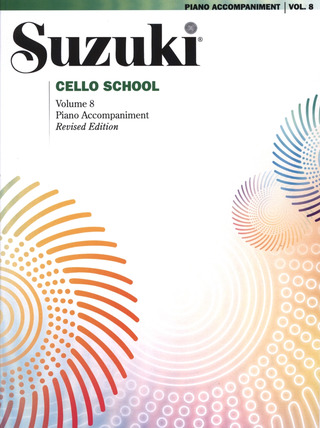 Suzuki Cello School 8