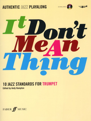 It Don't Mean A Thing (Trumpet) Tpt Book/Cd