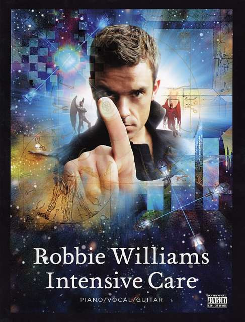 Robbie Williams: Robbie Williams: Intensive Care Pvg Book