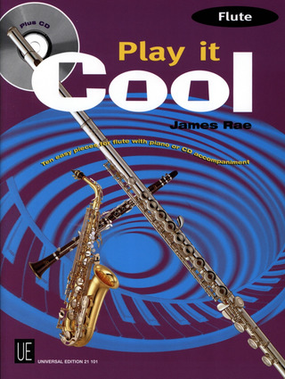 James Rae: Play it cool – Flute