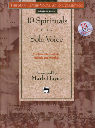 Hayes Mark: 10 Spirituals For Solo Voice 1