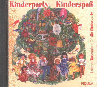 Gass Tutt Anneliese: Kinderparty Kinderspass
