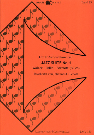 Dmitri Schostakowitsch: Jazz Suite No. 1