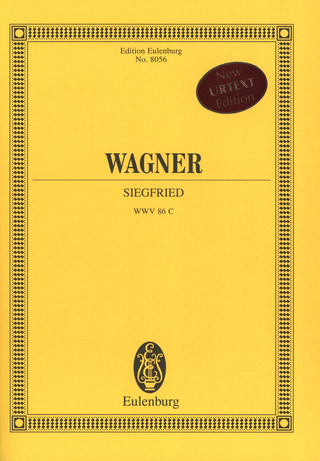 Richard Wagner: Siegfried WWV 86 C
