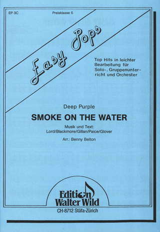 Deep Purple: Smoke On The Water