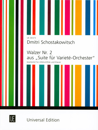 Dmitri Chostakovitch: Walzer Nr. 2
