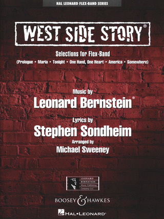 Leonard Bernstein et al.: West Side Story (Selections for Flex-Band)