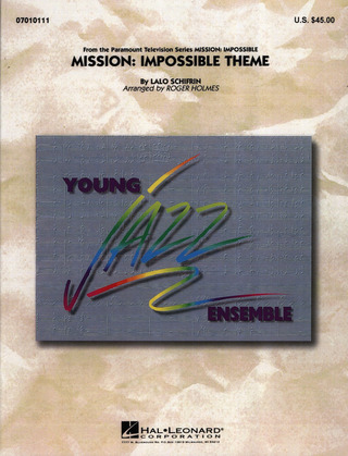 Schifrin L. / Holmes R.: Mission Impossible Theme