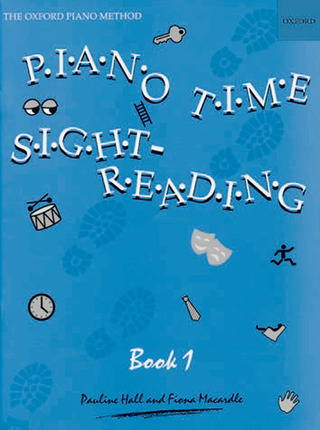 Hall Pauline + Macardle Fiona: Piano Time Sight Reading 1