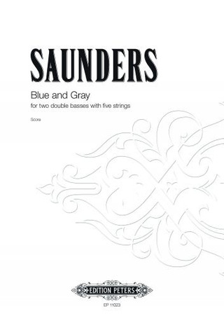 Rebecca Saunders: Blue and Gray