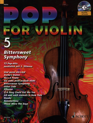 Pop for Violin 5