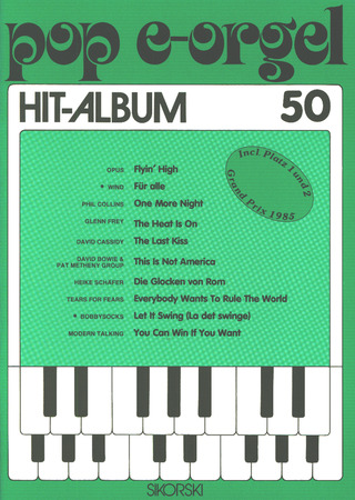 Pop E-Orgel Hit-Album 050