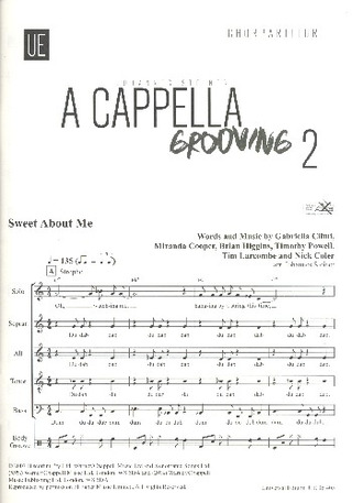 Johannes Steiner: A Cappella Grooving 2