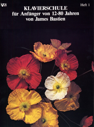 James Bastien: Klavierschule 1