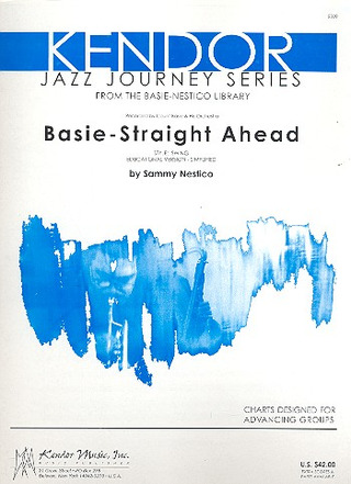 Sammy Nestico: Basie - Straight Ahead